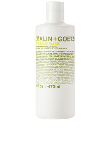 MALIN+GOETZ Rum Body Wash.