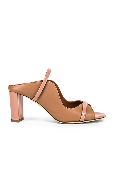 Malone Souliers Nora Heel in Pink. - size 36 (also in 36.5,38,38.5,39.5)