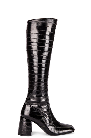 Saint Laurent Jane Boot in Black. - size 37 (also in 35,35.5,36,39,39.5,41)