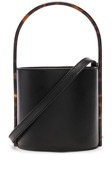 Staud Bissett Bag in Black.