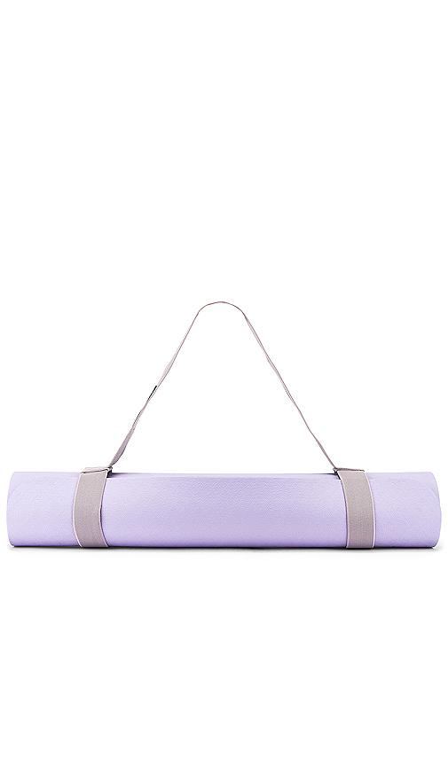 adidas by Stella McCartney Training Mat in Lavender.