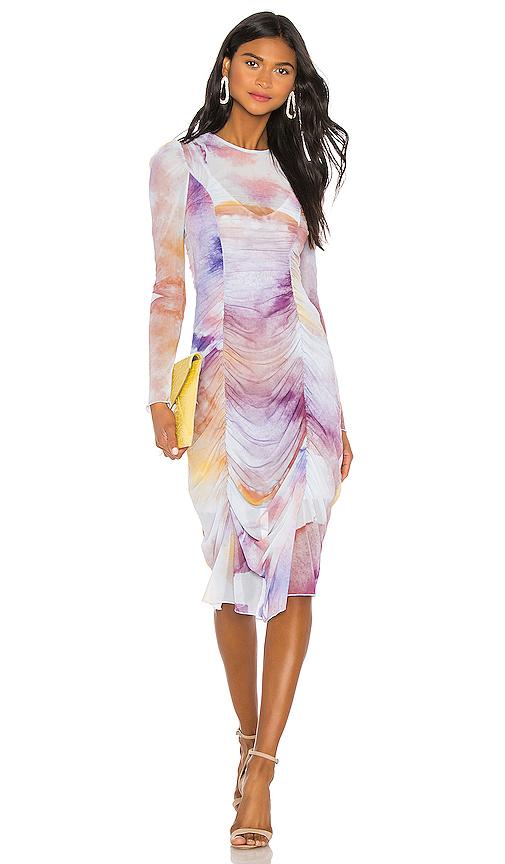 Aeryne Celine Dress in Purple. - size S (also in XS)