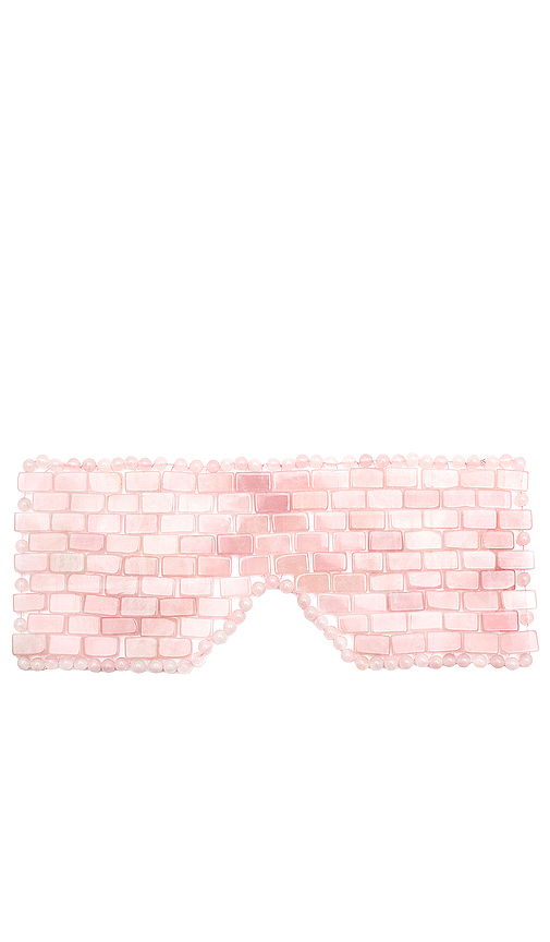 Angela Caglia Skincare Self Love Rose Quartz Eye Mask in Beauty: NA.