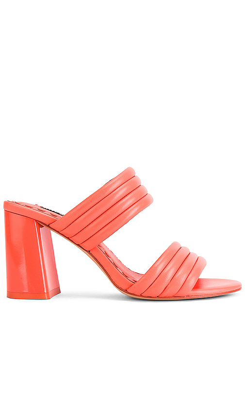 Alice + Olivia Lori Mule in Orange. - size 9 (also in 6,6.5,7,7.5,8,8.5,9.5,10)