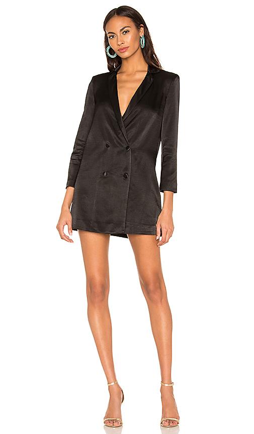 Donna Mizani Brody Dress in Black. - size S (also in XS,L)
