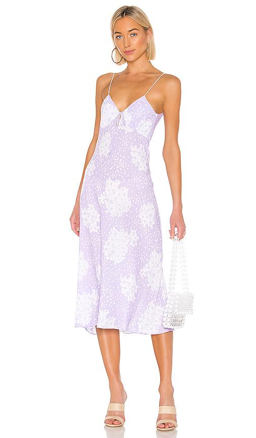 Endless Summer Suki Slip Dress in Lavender. - size XS (also in S,M)