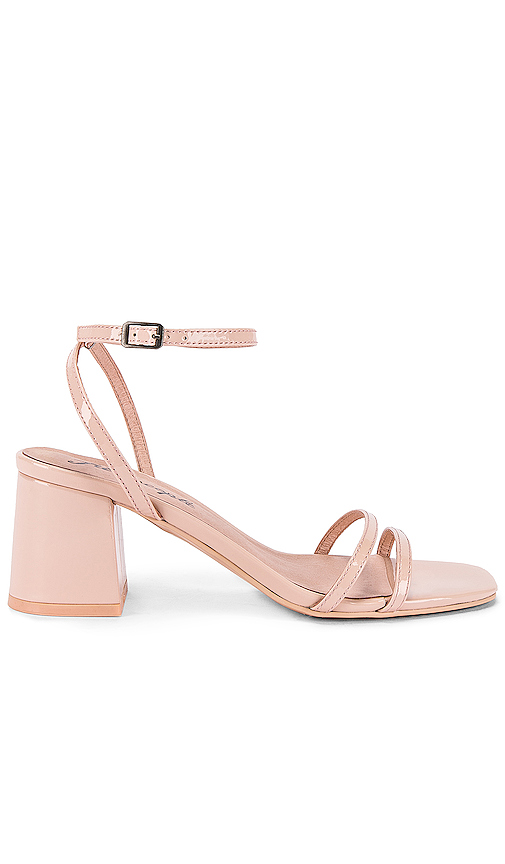 Free People Gabby Block Heel in Pink. - size 39 (also in 37,38,36,40,41)