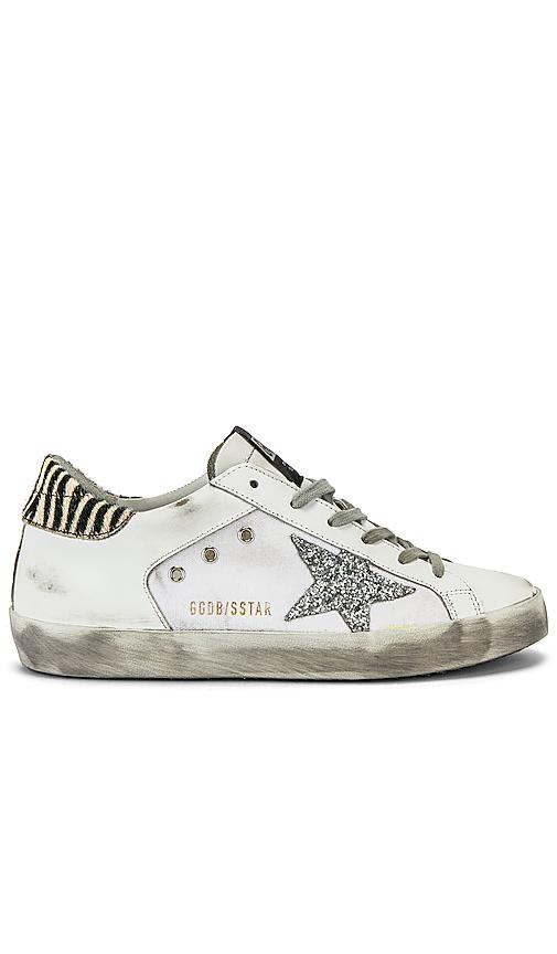 Golden Goose Superstar Sneaker in White. - size 35 (also in 36)