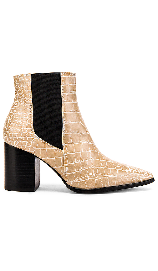 House of Harlow 1960 X REVOLVE Nick Bootie in Beige. - size 10 (also in 6,6.5,7,7.5,8,8.5,9,9.5)