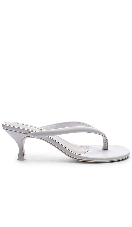 Jeffrey Campbell Brink Sandal in White. - size 7 (also in 6,6.5,7.5,8,8.5,9,9.5,10)