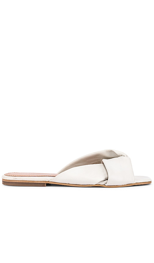 Jeffrey Campbell Lynx Sandal in White. - size 8 (also in 6)