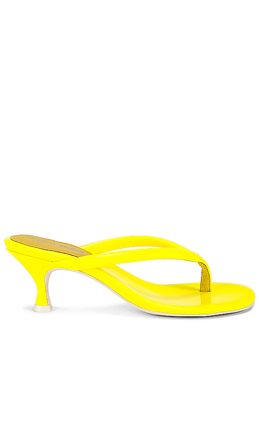 Jeffrey Campbell Brink Sandal in Yellow. - size 10 (also in 6,6.5,7,7.5,8,8.5,9,9.5)