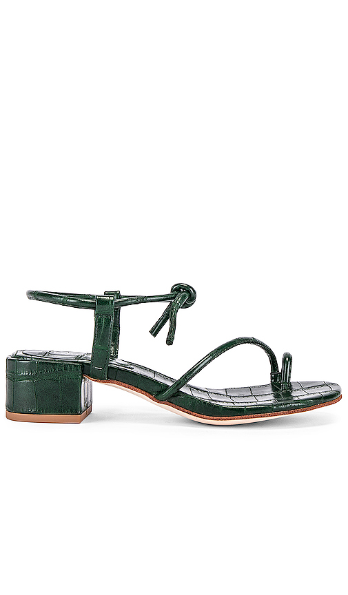 Jeffrey Campbell Zella Sandal in Green. - size 9 (also in 6,6.5)