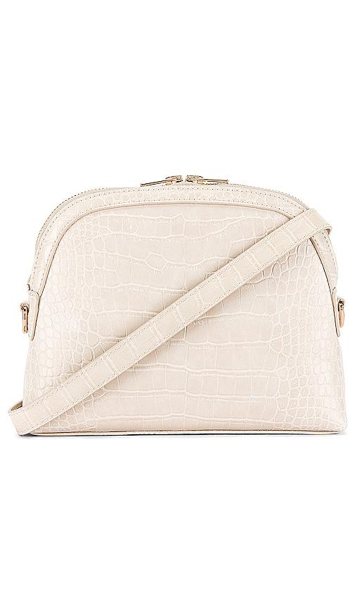 L'Academie Marlow Bag in Cream.