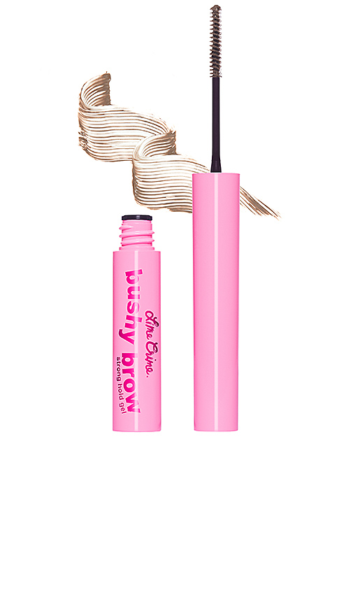 Lime Crime Bushy Brow Strong Hold Gel in Dirty Blonde.