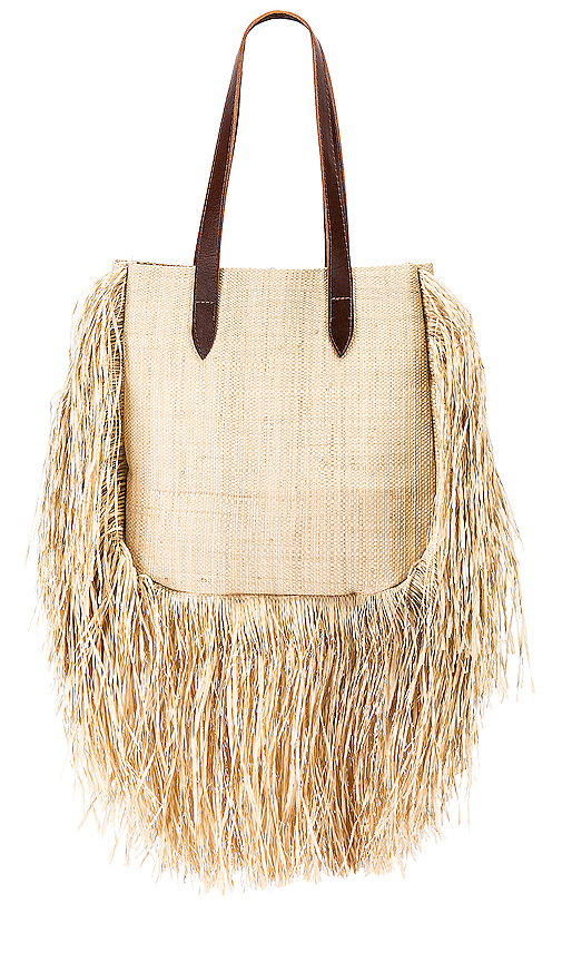 Nannacay Aurora Bag in Beige.