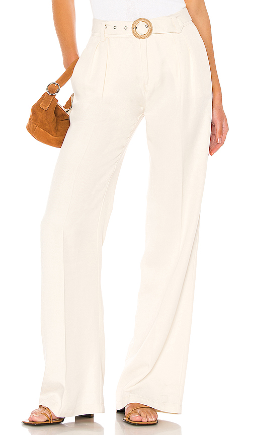 PAIGE Rachel Pant in White. - size 6 (also in 0,4,8)