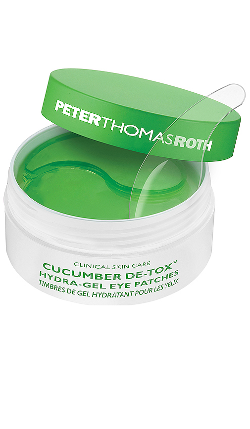 Peter Thomas Roth Cucumber Hydra-Gel Eye Patches.