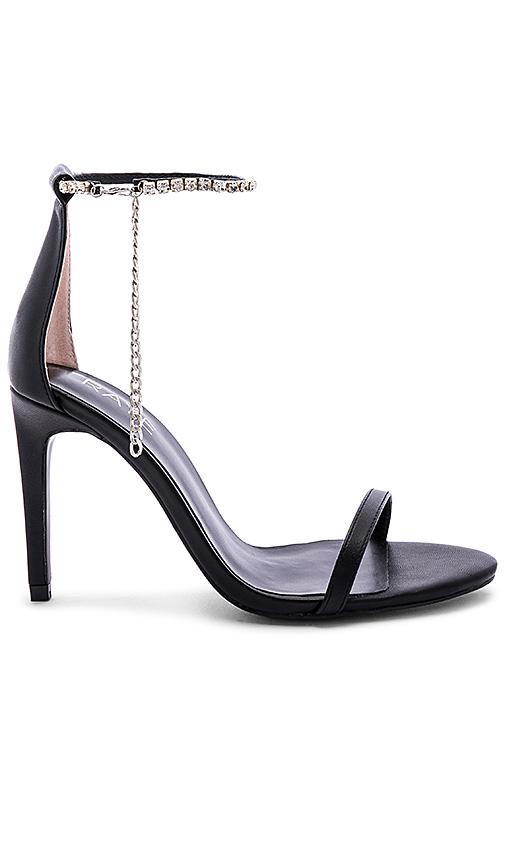 RAYE Nissa Heel in Black. - size 8 (also in 6.5,7.5,8.5,9.5)