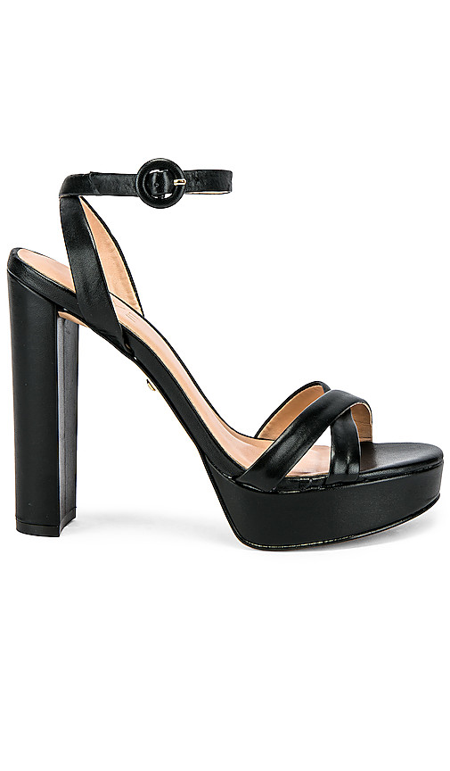 RAYE Jenn Heel in Black. - size 10 (also in 6,7)