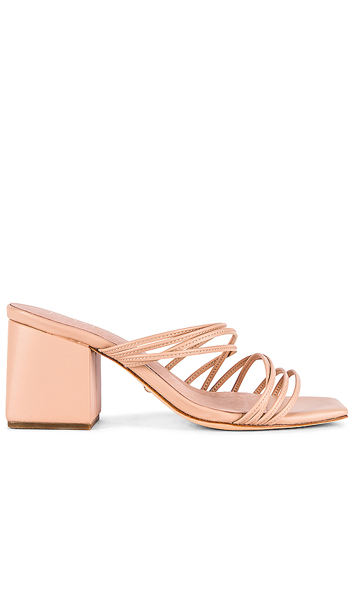 RAYE Helix Sandal in Nude. - size 9 (also in 5.5,6,6.5,7,7.5,8,8.5,9.5,10)