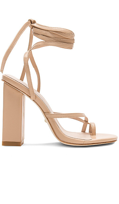 RAYE Anthea Heel in Cream. - size 6 (also in 5.5,7,8,9,9.5,10)