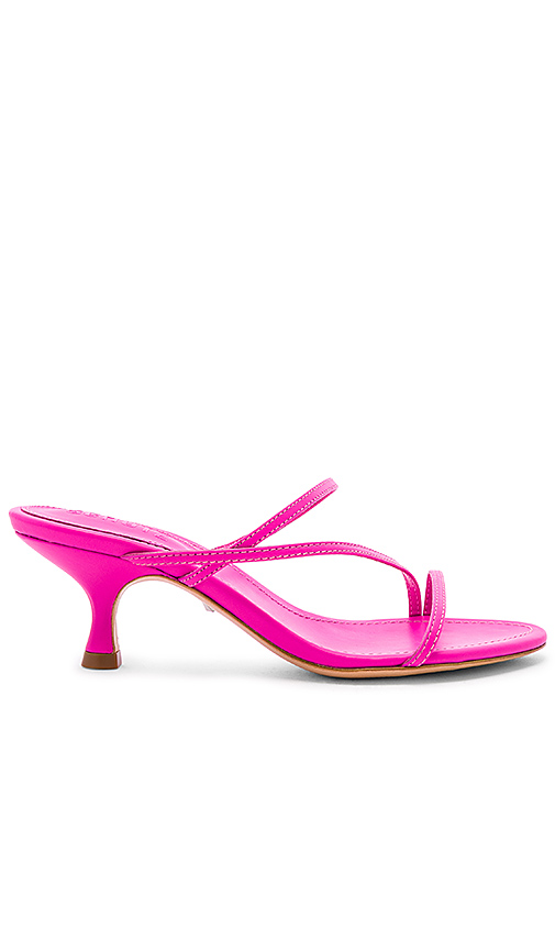 Schutz Evenise Sandal in Pink. - size 7 (also in 6.5)