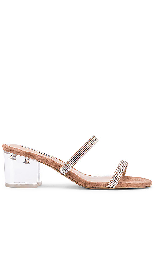 Steve Madden Issy Mule in Metallic Gold. - size 9 (also in 6,6.5,7,7.5,8,8.5,9.5,10)