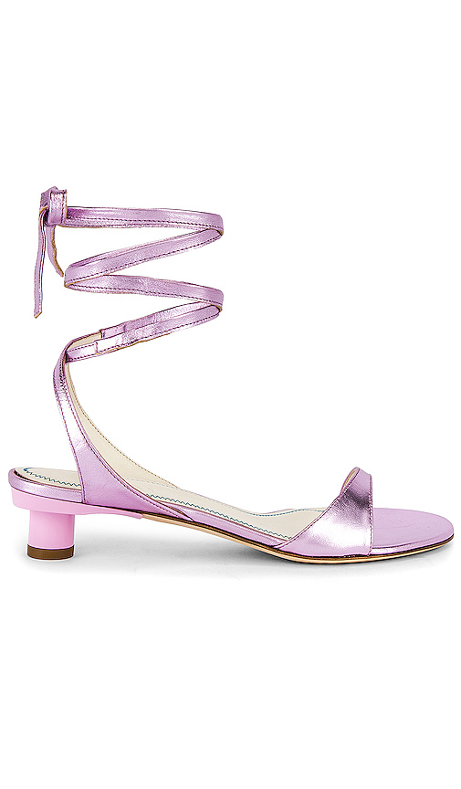 Tibi Scott Sandal in Lavender. - size 38 (also in 36,37,37.5)