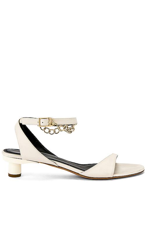 Tibi Nathan Glove Sandal in White. - size 36 (also in 37,38)