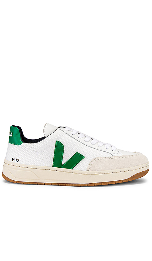 Veja V 12 Sneaker in White. - size 40 (also in 36,37,39)