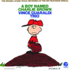 Vince Guaraldi Trio - A Boy Named Charlie Brown  artwork