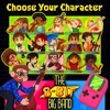 The 8-Bit Big Band - Choose Your Character!  artwork