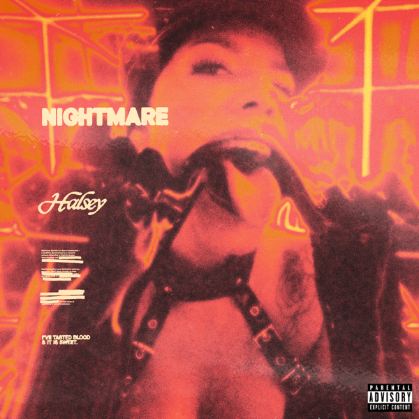 Nightmare - Single by Halsey