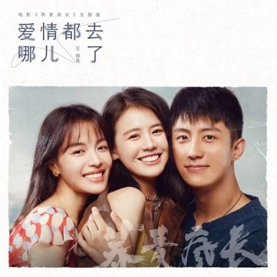 王錚亮 - 愛情都去哪兒了(電影《蕎麥瘋長》主題曲) - Single