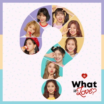 TWICE - What is Love? - EP