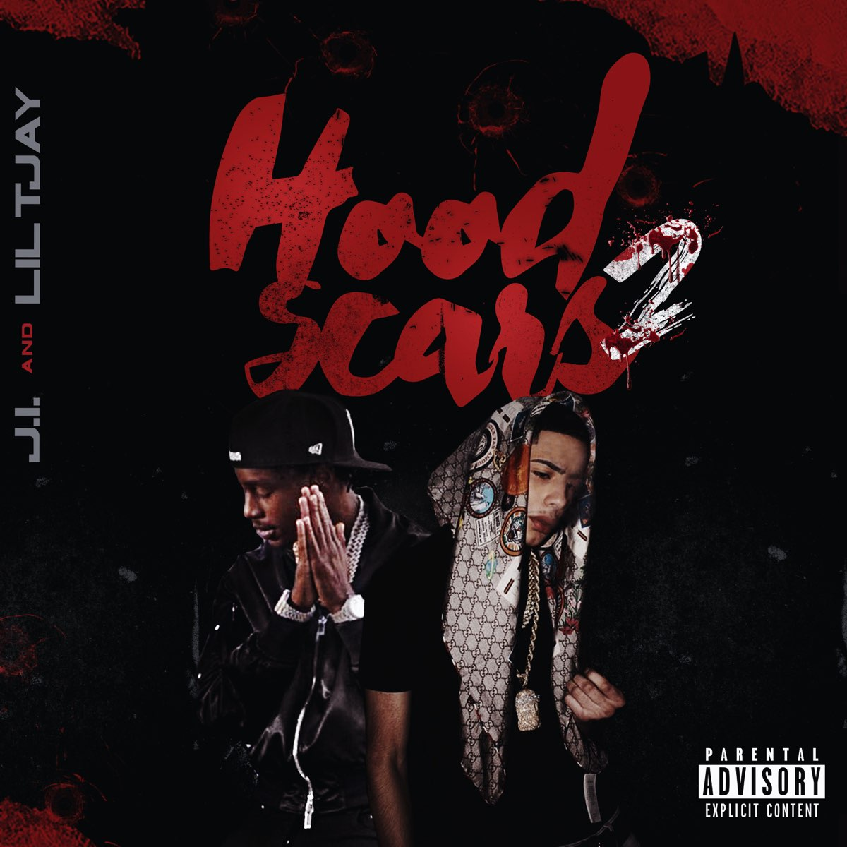 hood scars 2 single by j i the prince