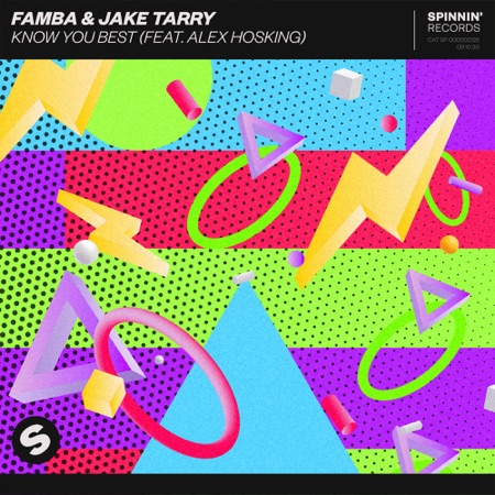 Know You Best (feat. Alex Hosking) - Famba & Jake Tarry