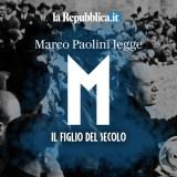 Repubblica.it - Marco Paolini legge M, il figlio del secolo Repubblica.it
