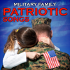 Various Artists - Military Family Patriotic Songs  artwork