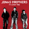 Jonas Brothers - It's About Time  artwork
