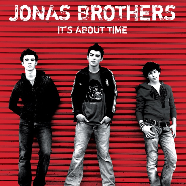 Jonas Brothers – It's About Time [iTunes Plus AAC M4A]