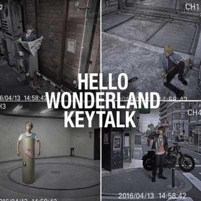 KEYTALK - Hello Wonderland - EP