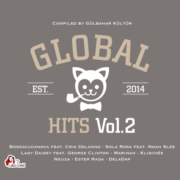 global hits, vol. 2 album cover by gülbahar kültür