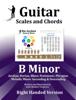John Rodney Ferguson - Guitar Scales and Chords - B Minor  artwork