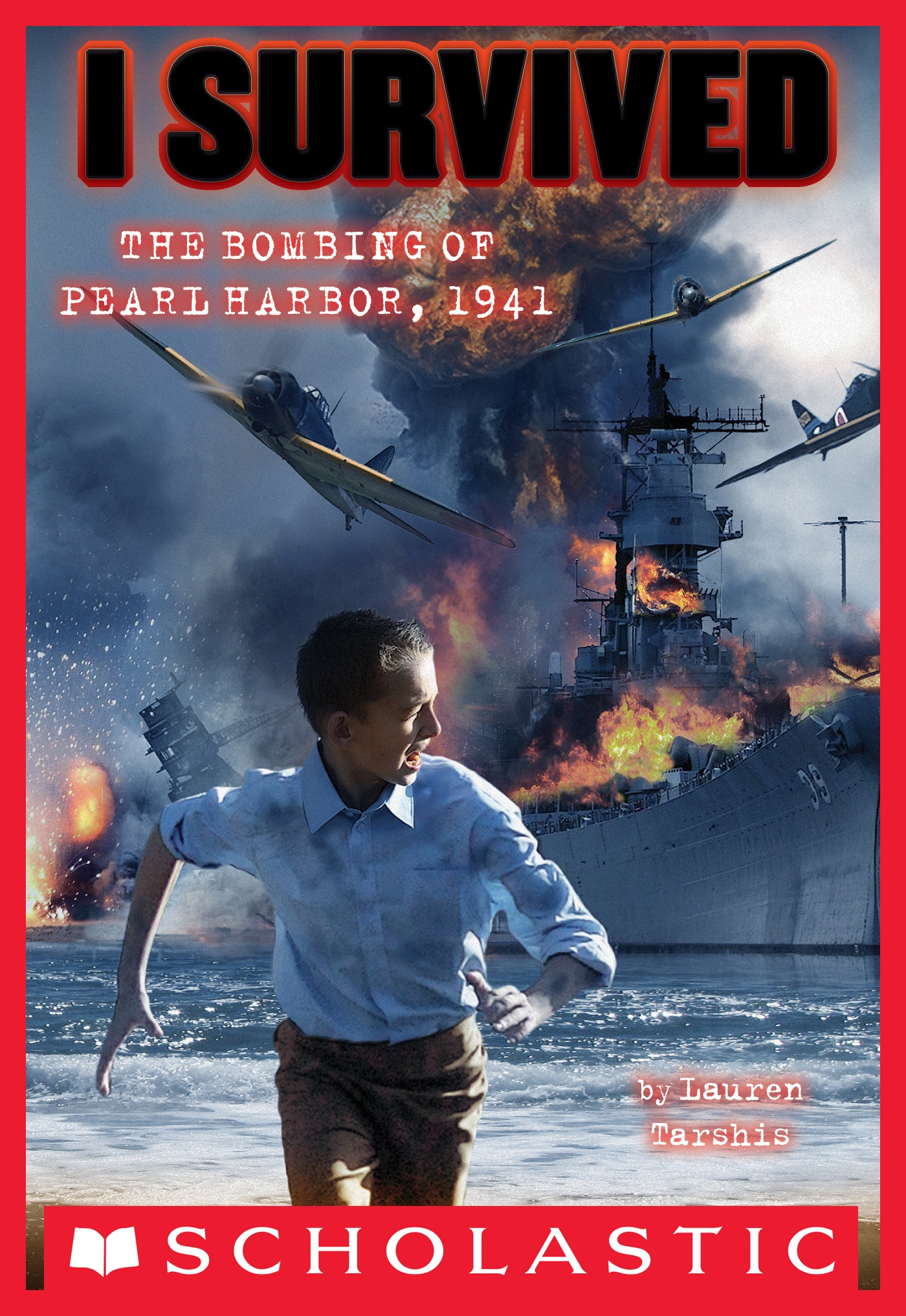 I Survived 4 I Survived Theing Of Pearl Harbor By Lauren Tarshis On Ibooks