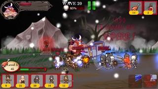 Viking Warrior vs Zombie Defense ACT TD - War of Chaos Silver Version 1.55 IOS