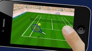 ヒットテニス2スクリーンショット1