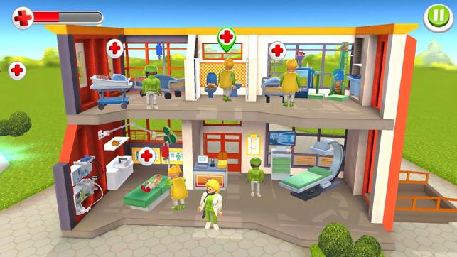 PLAYMOBIL Kinderklinik Screenshot