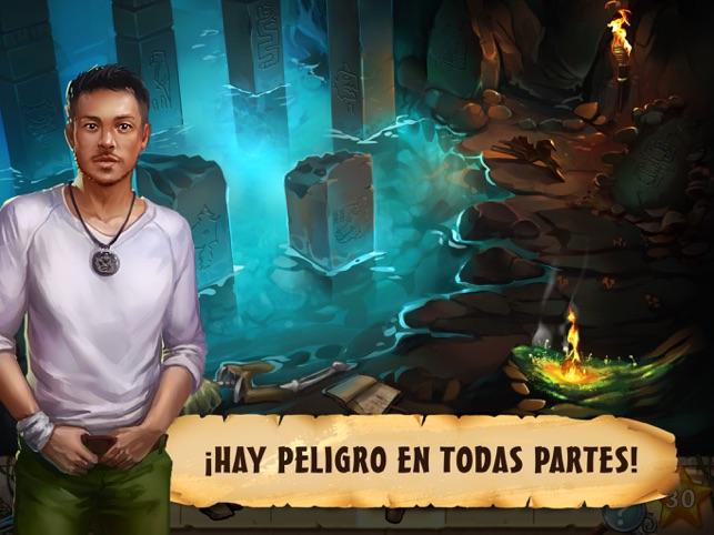 Escape de Aventura: Ruinas Ocultas - Misterio Screenshot